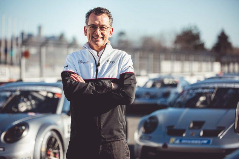 Alexander Pollich, CEO of Porsche Deutschland GmbH