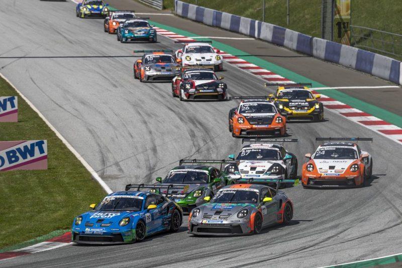 Porsche 911 GT3 Cup, Bastian Buus (DK), Porsche Carrera Cup Deutschland, Red Bull Ring 2021