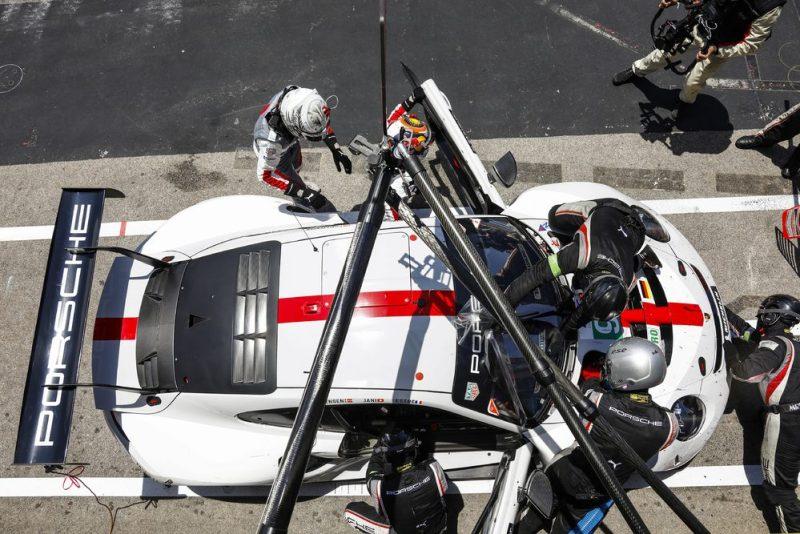 FIA WEC Portimao Porsche 911 RSR, Porsche GT Team (#92), Kevin Estre (F), Neel Jani (CH), Michael Christensen (DK) 2