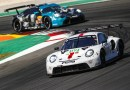 FIA WEC Portimao Porsche 911 RSR, Porsche GT Team (#92), Kevin Estre (F), Neel Jani (CH), Michael Christensen (DK)