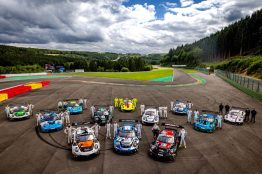 Porsche, 24 Hours of Spa-Francorchamps 2021