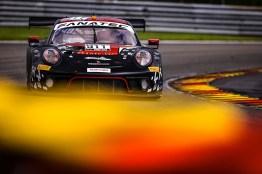 Porsche 911 GT3 R, Herberth Motorsport (#911), Daniel Allemann (CH), Antares Au (GB), Alfred Renauer (D), Robert Renauer (D)