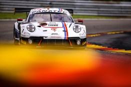 Porsche 911 GT3 R, Huber Motorsport (#23), Ivan Jacoma (CH), Nicolas Leutwiler (CH), Nico Menzel (D), Jacob Schell (D)