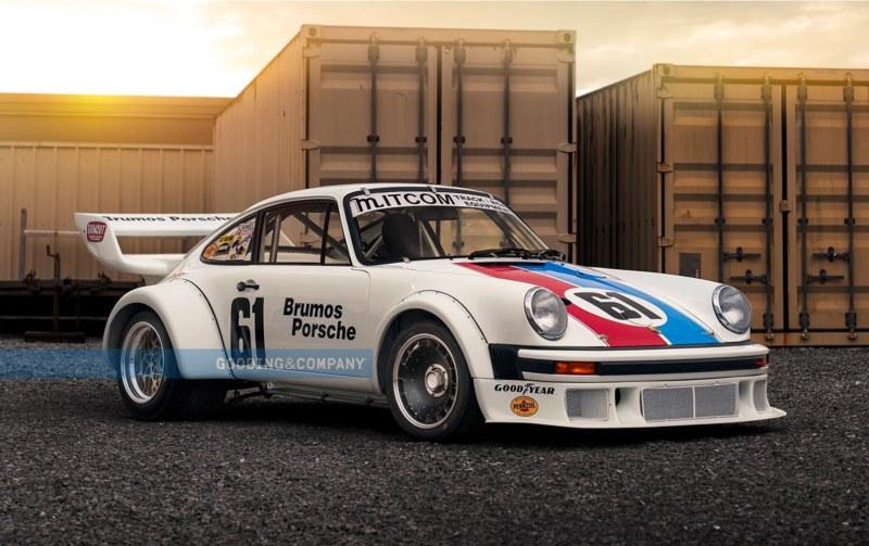 1977 Porsche 934/5 chassis 930 770 0951