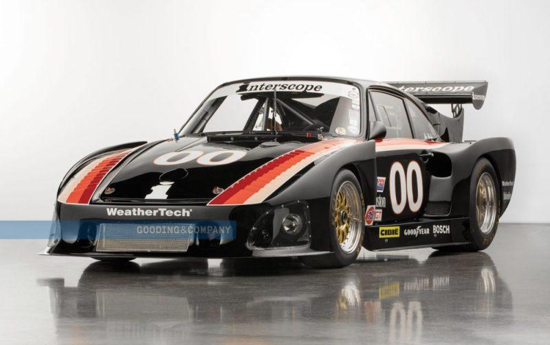 1980 Porsche 935 K3 (chassis 000 00027)