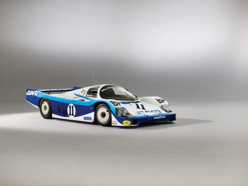 1983 Porsche 956 (chassis 956-110)