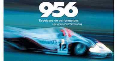 Porsche 956 Sketches