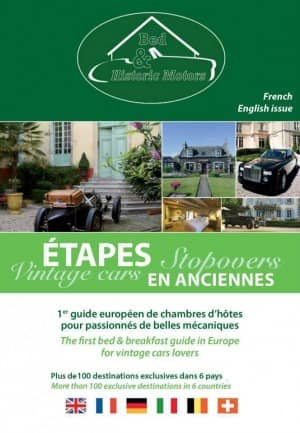 Bed & Historic Motors Book Cover