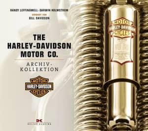 Harley Davison Archiv Randy Leffingwel