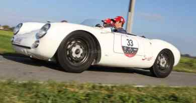 Porsche 550 Spyder @ Zoute Grand Prix