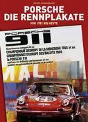 Porsche Racing Poster Book 'Porsche - Die Rennplakate' by Jürgen Lewandowski