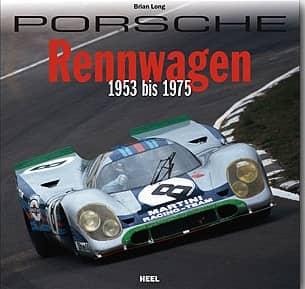 PORSCHE Rennwagen 1953 bis 1975 Book Cover
