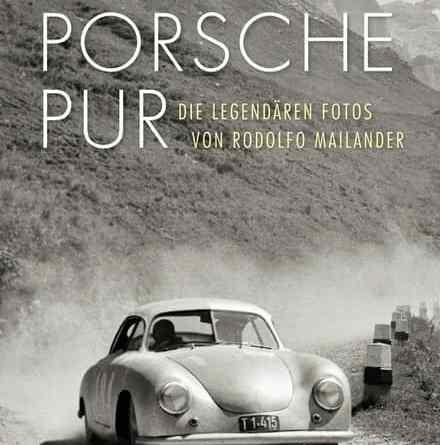 Porsche Pur Mailander Karl Ludvigsen