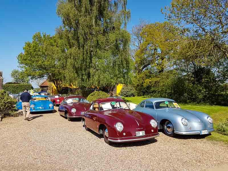 International Porsche 356 Meeting 2018 UK