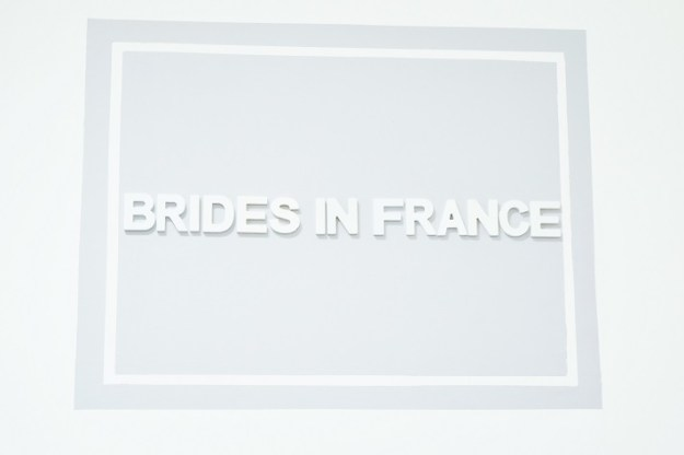 Brides in France Wedding suppliers in France
