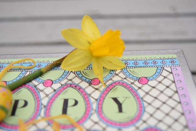 handmade Easter biscuit gifts