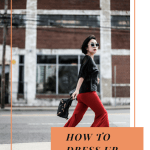 How to dress up your basics