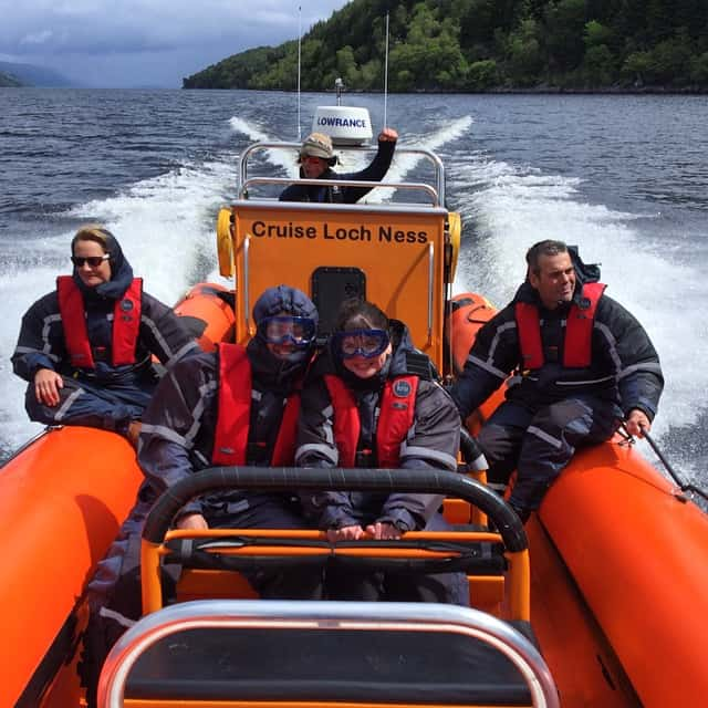 Things to do at Loch Ness
