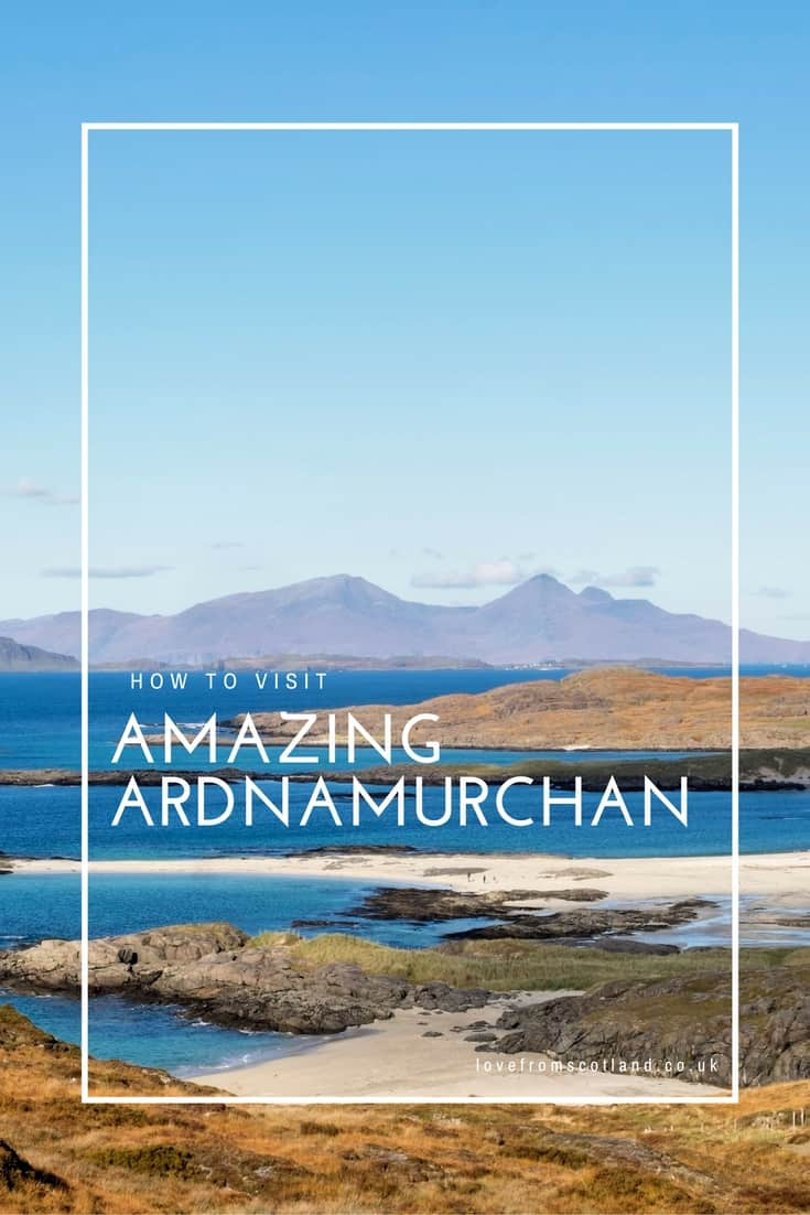 Hidden on the most western part of mainland Britain lies ones of Scotland's true hidden gems. Let me introduce you to the Ardnamurchan Peninsula.