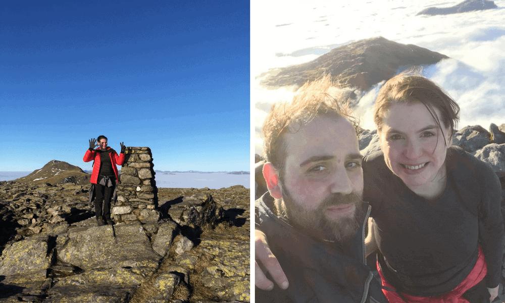Munro Bagging Scotland
