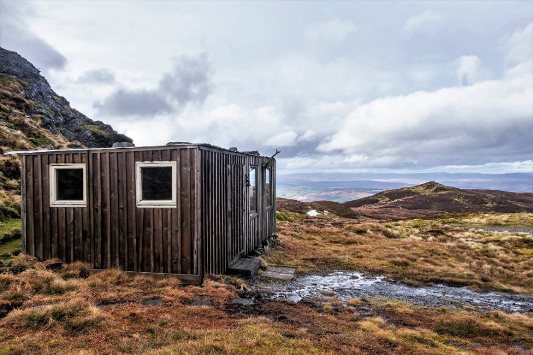 Highland Safari Bothy