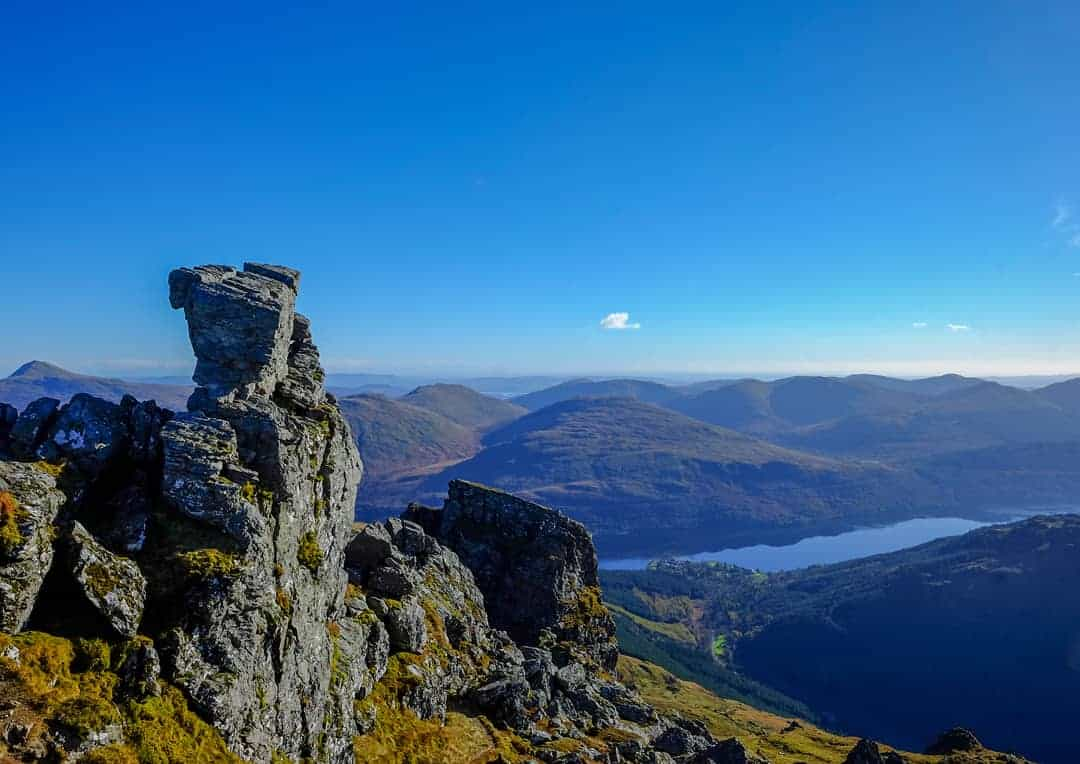 Best Hills for Beginners in Scotland
