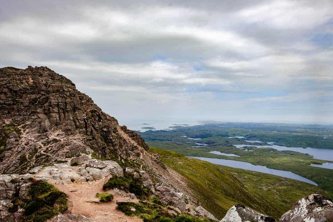 Stac Pollaidh Lochinver and Assynt