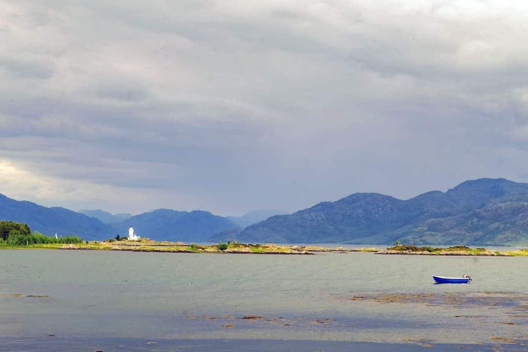 Sleat Peninsula