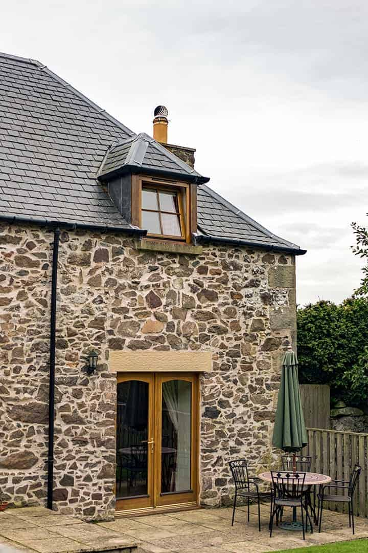 Self catering Fife Newhill Farm Cottages