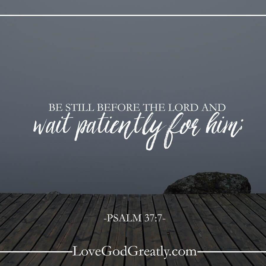 """God Says Love: When God Says """"Wait"""""""