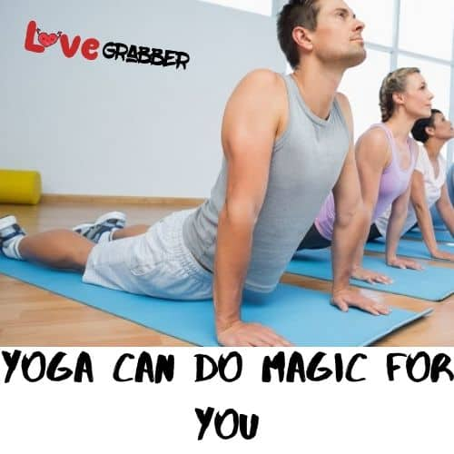 yoga can improve your power and flexibility