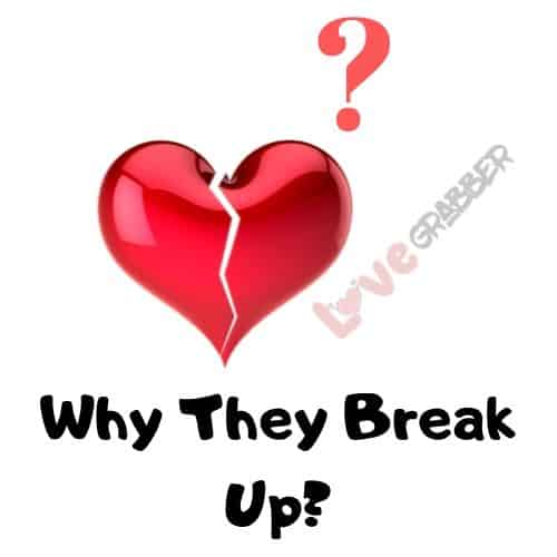 why they broke up
