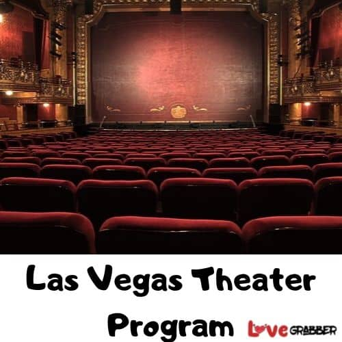 Las Vegas Theater Program