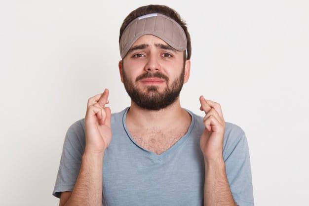 upset guy