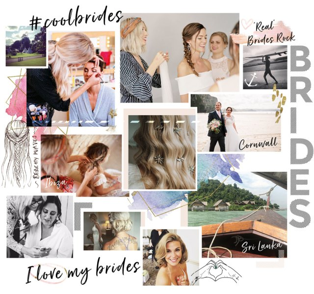 bridal styling from jo irving