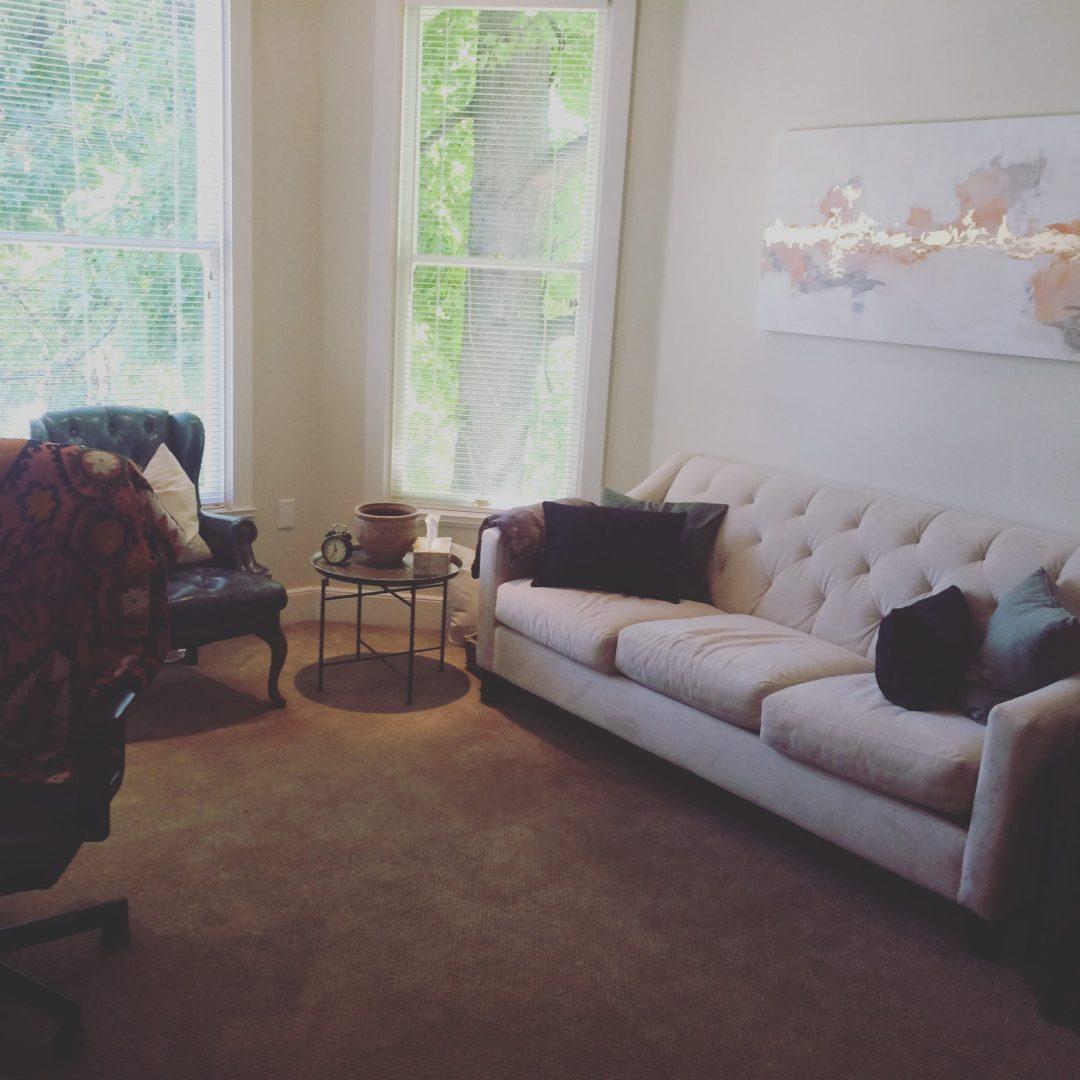 Midtown Sacramento Therapy Office