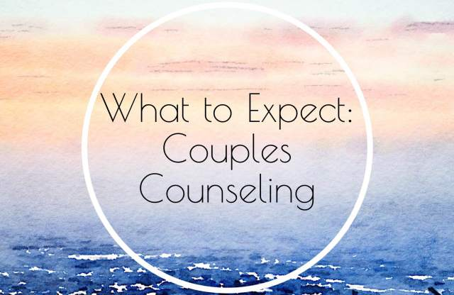 What To Expect: Couples Counseling