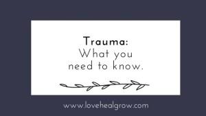 What is Trauma Sacramento