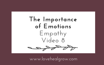 Why Emotions are So Important