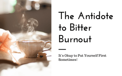 Boundaries – The Antidote to Bitter Burnout