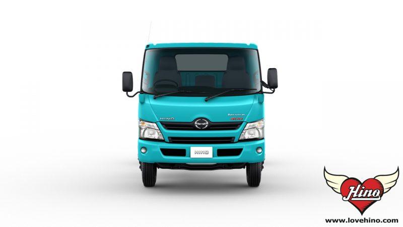 HINO 300 Innovator XZU710R ด้านหน้า
