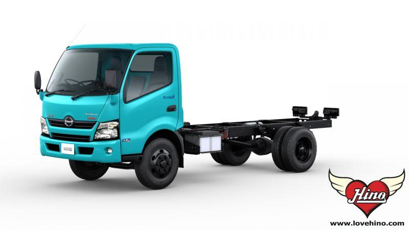 HINO 300 Innovator XZU710R
