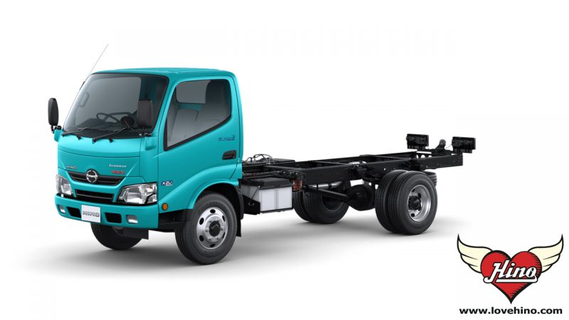 HINO 300 Innovator XZU650R