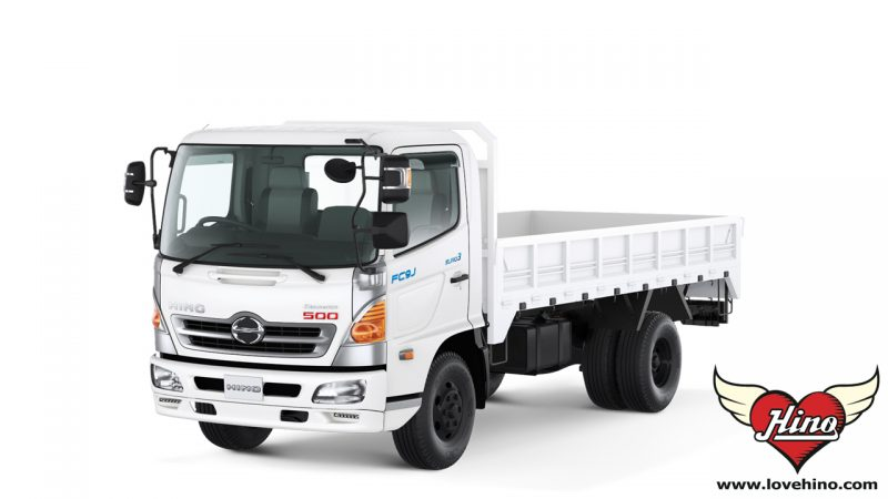 HINO 500 Dominator FC9JEKA_FC9JELA_FC9JEMA_Cargo