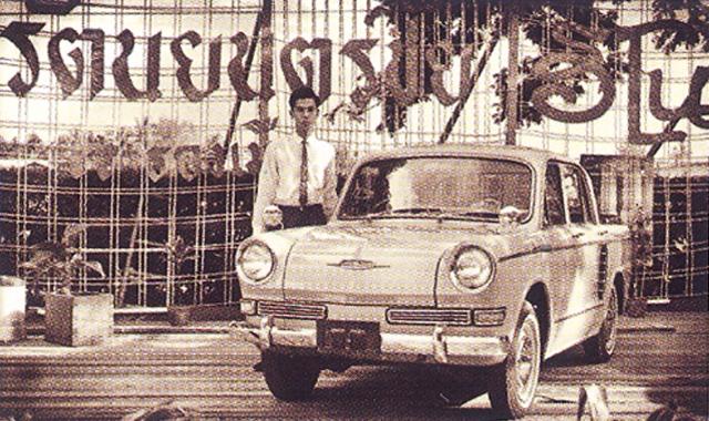 รถยนต์นั่ง Contessa 900 ซีซี และ 1300 ซีซี