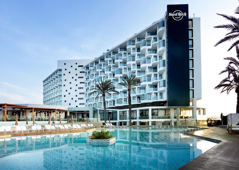 Hard Rock Hotel Ibiza In Playa Den Bossa Ibiza