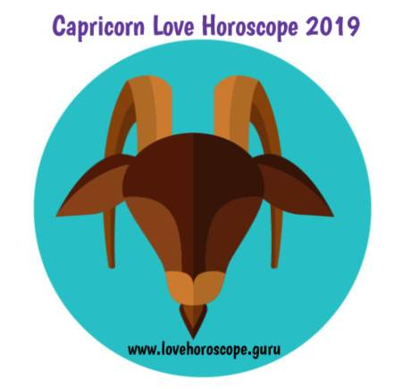 Capricorn Love Horoscope 2019