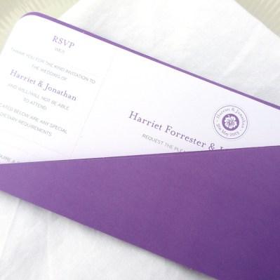 Wedding Invitations destination by Love Invited