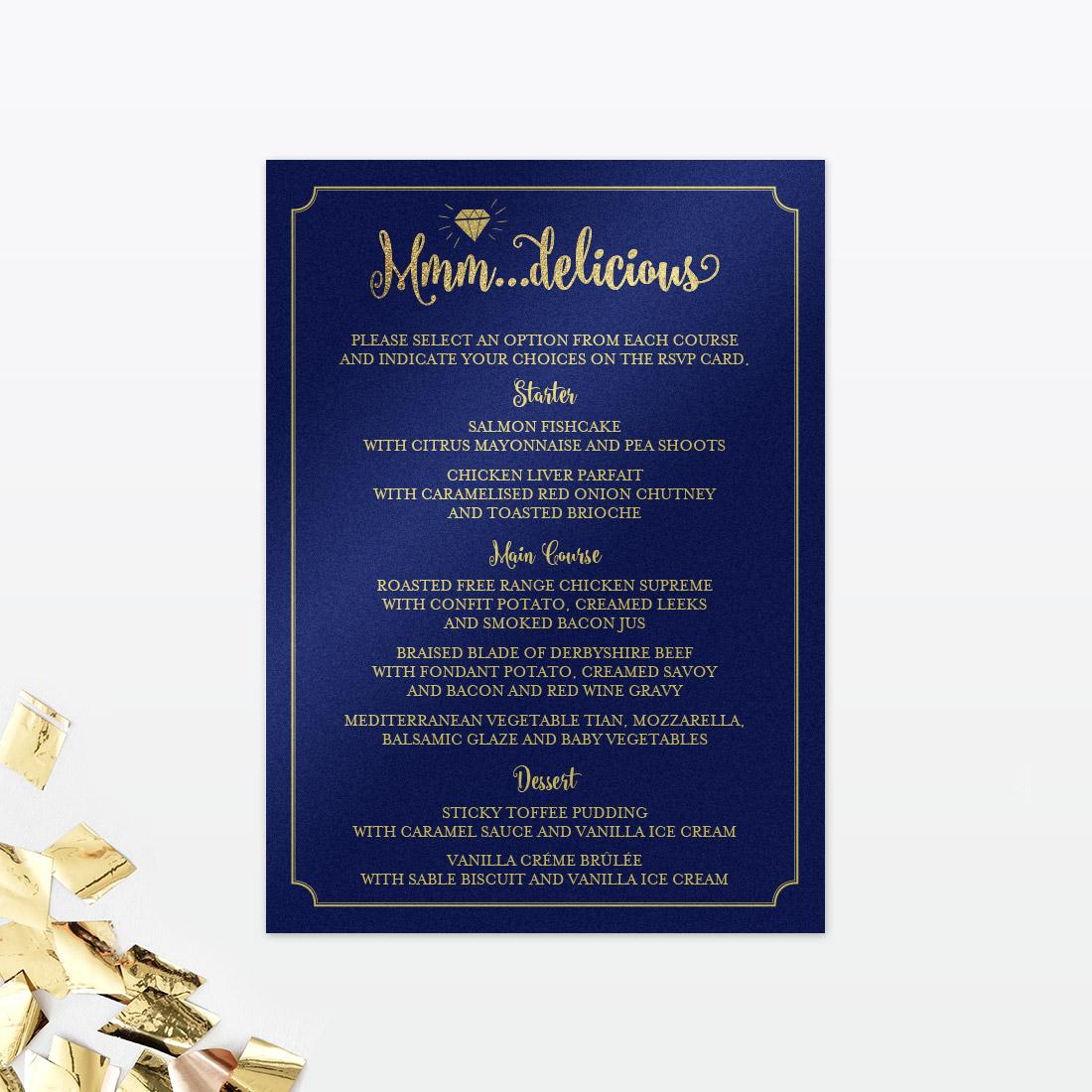 Rustic Wedding Invitation Samples