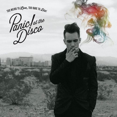 Image result for too weird to live too rare to die album cover
